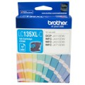 Brother LC135XL-C High Capacity Cyan Ink cartridge for MFC-J4510DW MFC-J6920DW