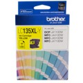 Brother LC135XL-Y High Capacity Yellow Ink for MFC-J4510DW MFC6920DW