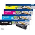Brother TN-349 Value Pack Set OF 4 Toners Super High Yield for HL-L9200 MFC-L9550