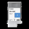 Canon PFI-120 Cyan Pigment Ink for ProGraf TM200 TM205 TM300 TM305