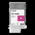 Canon PFI-120 Magenta Pigment Ink for ProGraf TM200 TM205 TM300 TM305