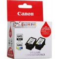 Canon PG-645XL/CL646XL TWIN PACK