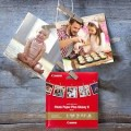 Canon PP301 5x5 20 Photo Cards Plus Glossy II 265gsm