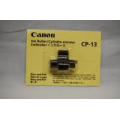 Canon CP13II Ink Rollers