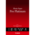Canon PT101 A3 plus Photo Paper PRO platinum 300gsm 10 sheets