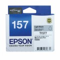 EPSON 157 C13T157790 LITE BLACK  Ink Cartridge