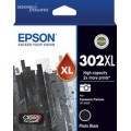 Epson C13T01X192 Black Ink 302XL High Capacity for Expression Photo XP6000 XP6100