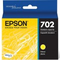 Epson C13T344492 702 Yellow Ink for WorkForce WF-3720 WF-3725