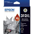 Epson C13T183192 Black Ink 312XL High Capacity