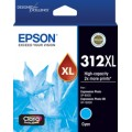 Epson C13T183292 Cyan Ink 312XL High Capacity