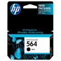 Hewlett Packard HP-564BK Black Ink cartridge
