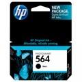 Hewlett Packard HP-564BK Black Ink cartridge