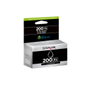 Lexmark #220 14L0174AAN BLACK HIGH yield Ink
