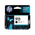 Hewlett Packard #915BK Black Ink Cartridge