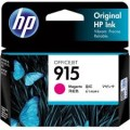 Hewlett Packard #915XL Magenta H.Yield Ink Cartridge for officejet 8010 8020