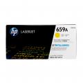 Hewlett-Packard W2012X  Yellow Toner [ 659X] for M776 M856