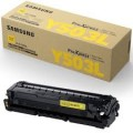 Samsung CLT-Y503L Yellow Toner SU493A for SL-C3010 SL-C3060
